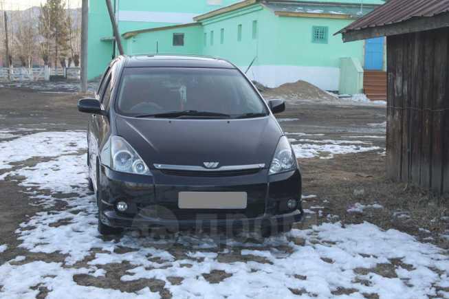 Toyota Wish, 2004 год, 435 000 руб.