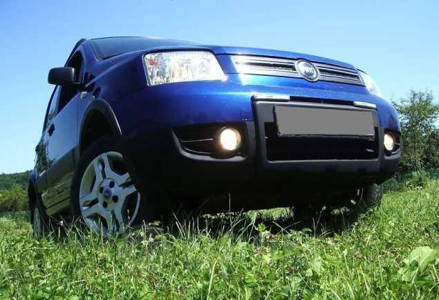 Fiat Panda, 2007 год, 280 000 руб.