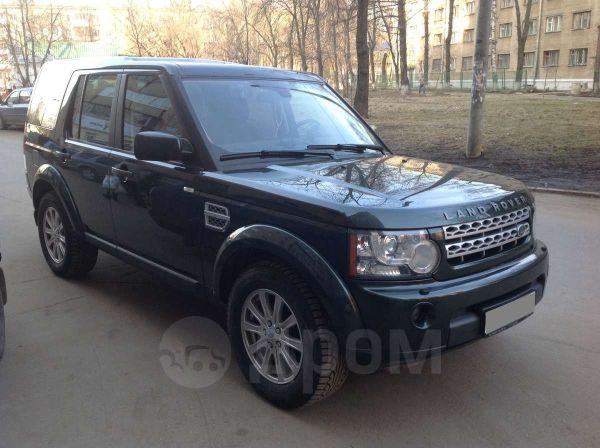 Land Rover Discovery, 2011 год, 1 650 000 руб.