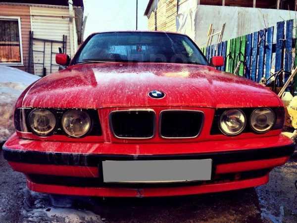 BMW 5-Series, 1995 год, 250 000 руб.