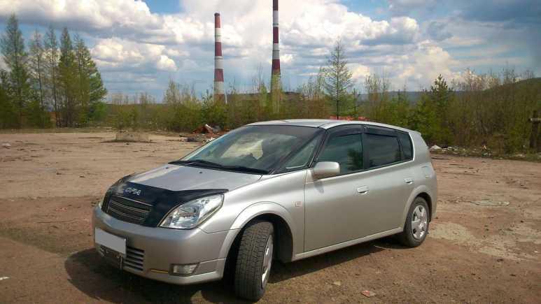 Toyota Opa, 2003 год, 280 000 руб.
