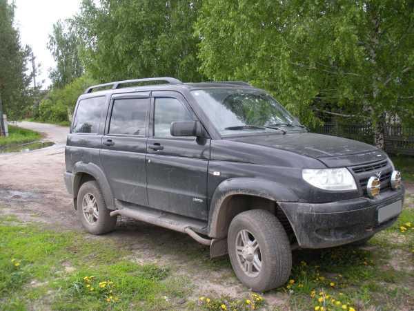 УАЗ Патриот, 2008 год, 360 000 руб.