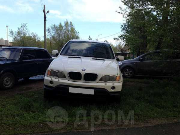 BMW X5, 2001 год, 480 000 руб.