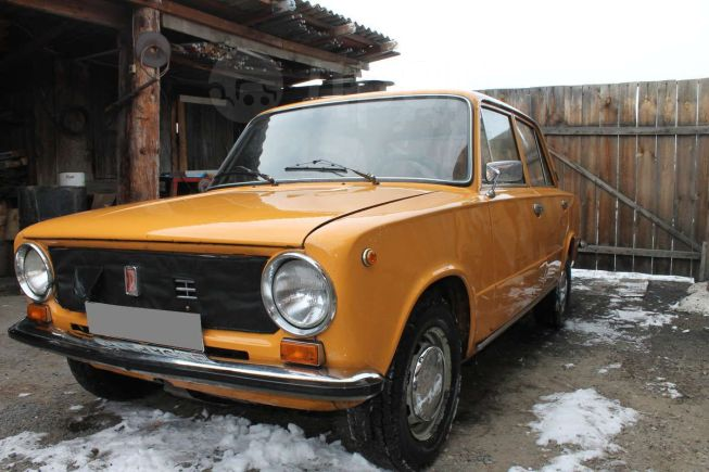 Лада 2101, 1985 год, 50 000 руб.