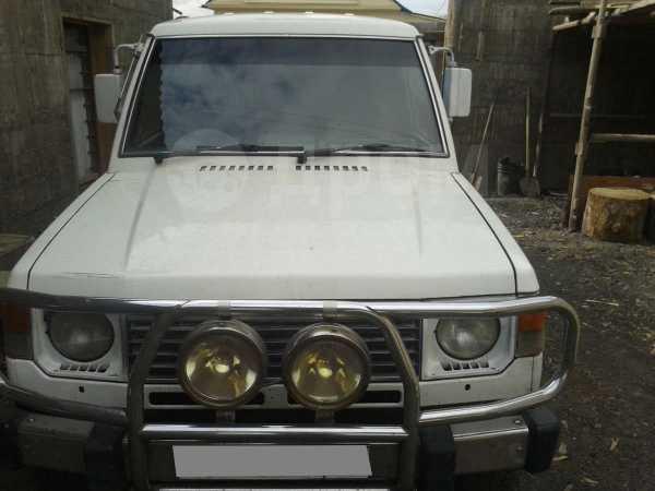 Mitsubishi Pajero, 1987 год, 180 000 руб.