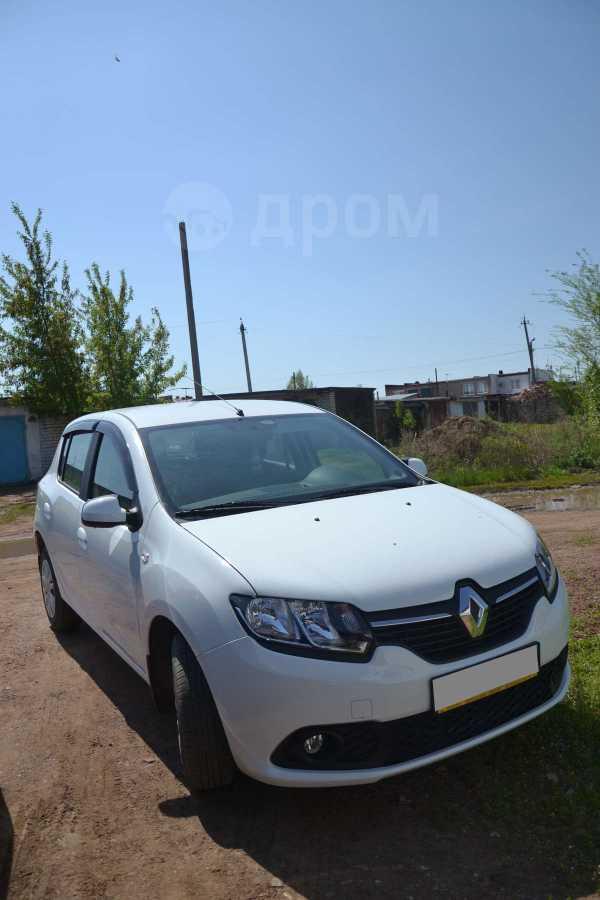 Renault Sandero, 2014 год, 600 000 руб.