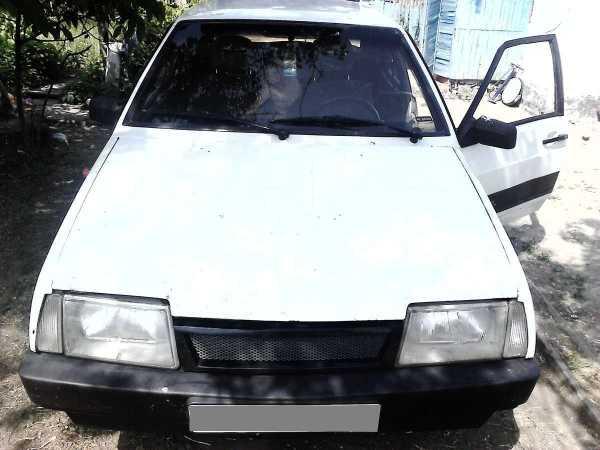Лада 2109, 1990 год, 67 000 руб.