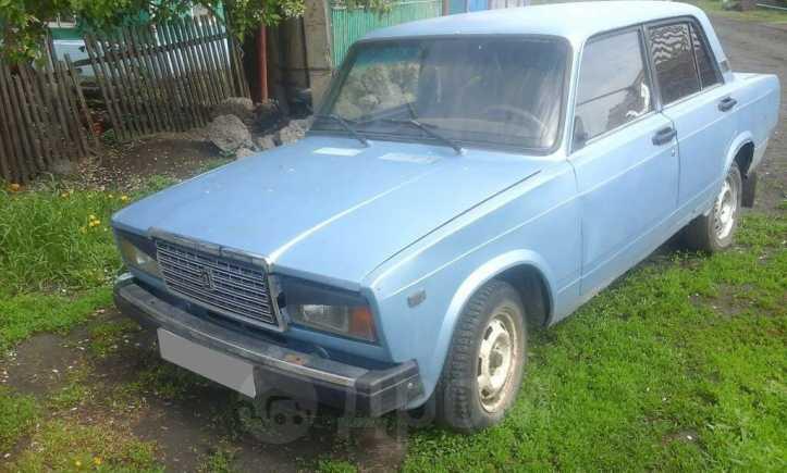 Лада 2107, 1990 год, 30 000 руб.