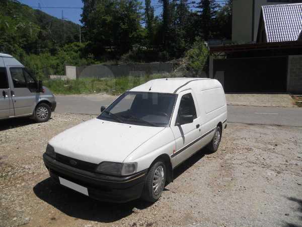 Ford Escort, 1992 год, 100 000 руб.