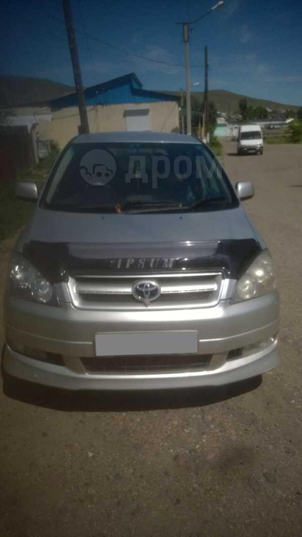 Toyota Ipsum, 2002 год, 400 000 руб.