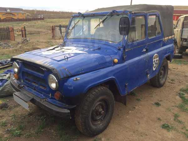 УАЗ 3151, 1991 год, 85 000 руб.