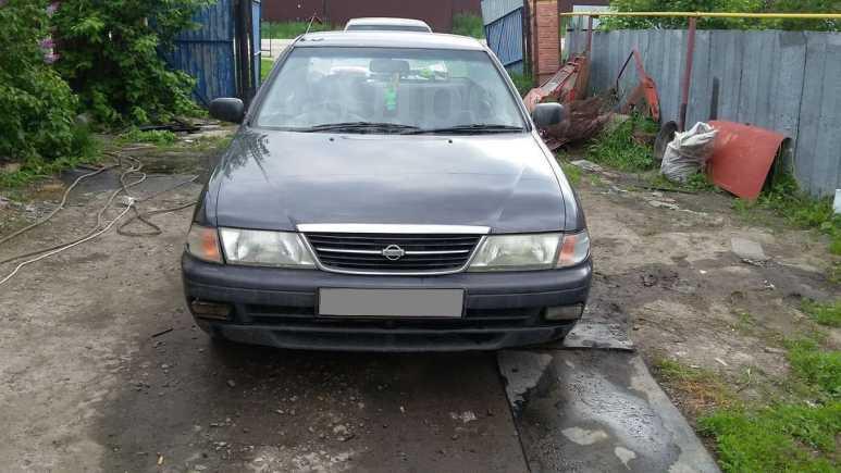 Nissan Sunny, 1998 год, 105 000 руб.