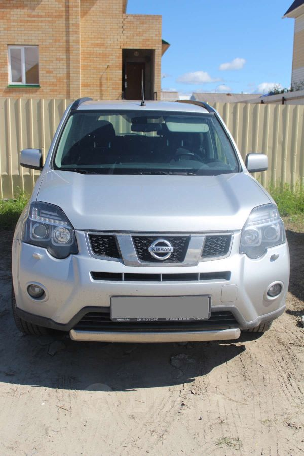 Nissan X-Trail, 2014 год, 1 190 000 руб.
