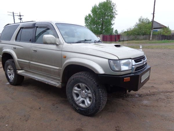 Toyota Hilux Surf, 2001 год, 599 000 руб.