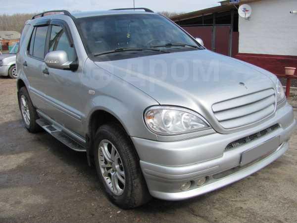Mercedes-Benz M-Class, 1998 год, 390 000 руб.