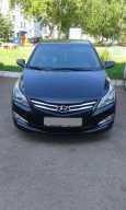 Hyundai Solaris, 2014 год, 590 000 руб.