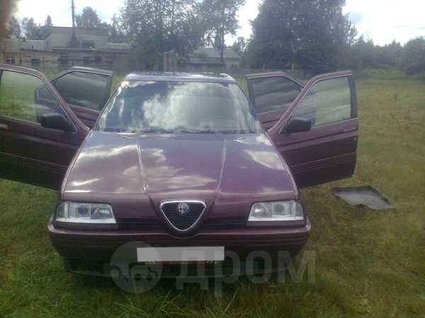 Alfa Romeo 164, 1992 год, 90 000 руб.