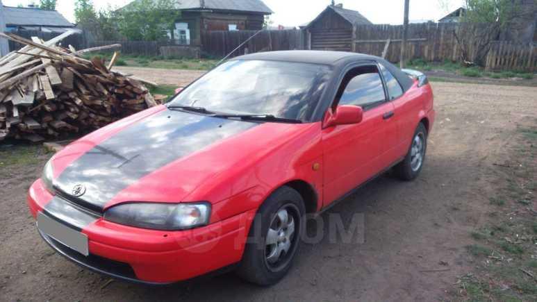 Toyota Cynos, 1992 год, 100 000 руб.