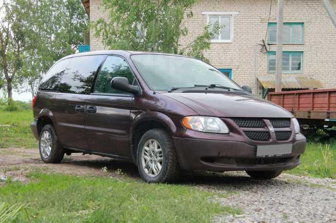 Dodge Caravan, 2003 год, 250 000 руб.