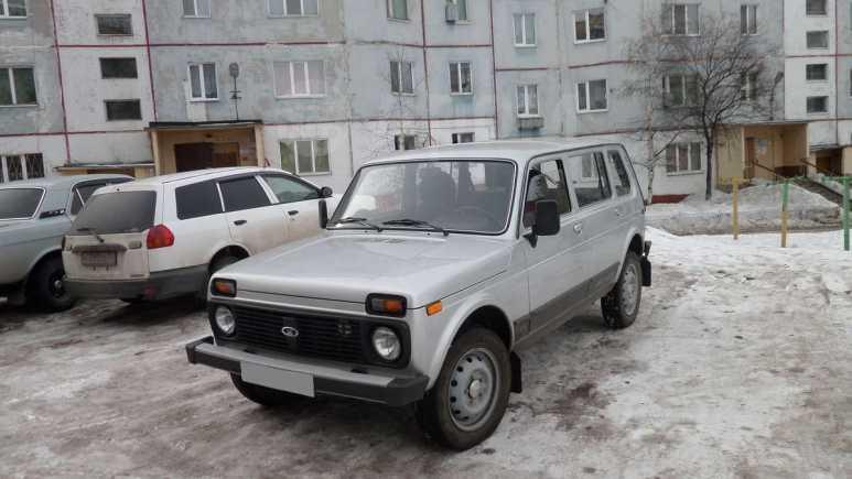 Лада 4x4 2131 Нива, 2009 год, 300 000 руб.