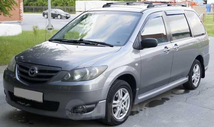Mazda MPV, 2003 год, 320 000 руб.