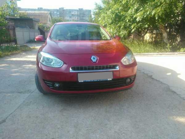 Renault Fluence, 2010 год, 470 000 руб.