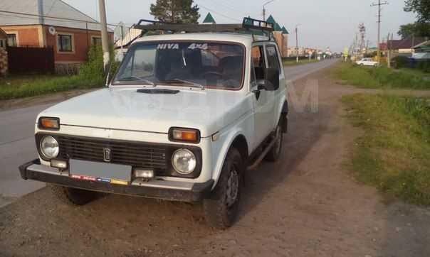 Лада 4x4 2121 Нива, 1994 год, 65 000 руб.