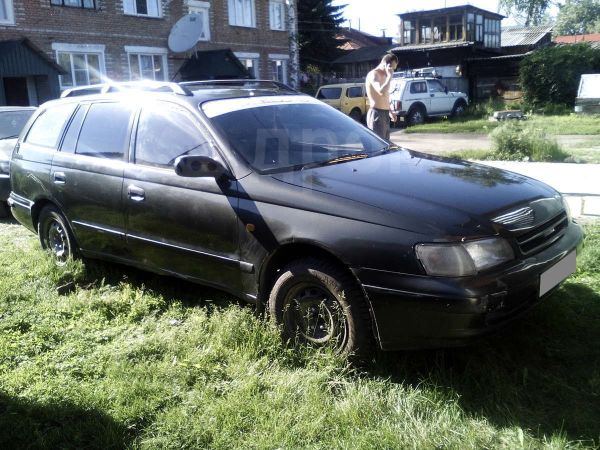 Toyota Caldina, 1993 год, 158 000 руб.