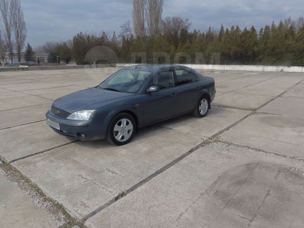 Ford Mondeo, 2001 год, 219 999 руб.