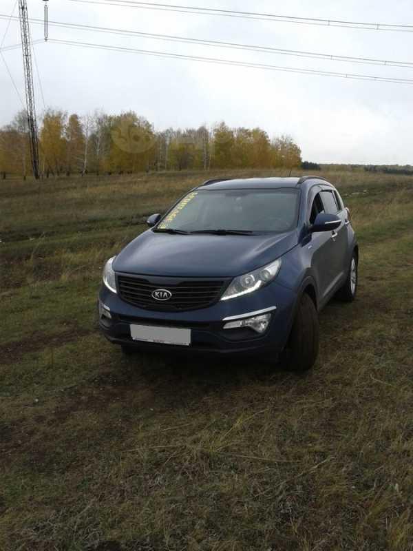 Kia Sportage, 2011 год, 830 000 руб.