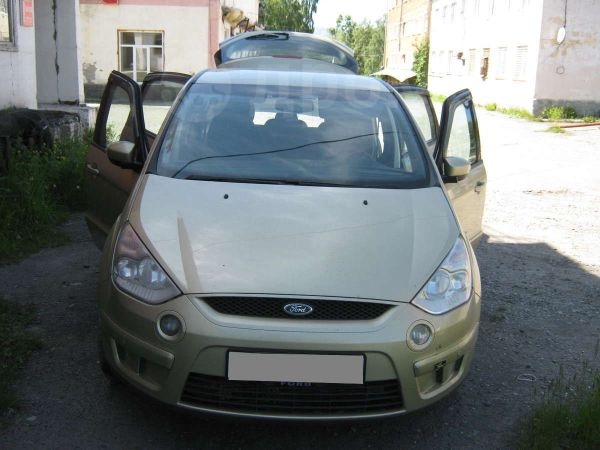 Ford S-MAX, 2006 год, 350 000 руб.