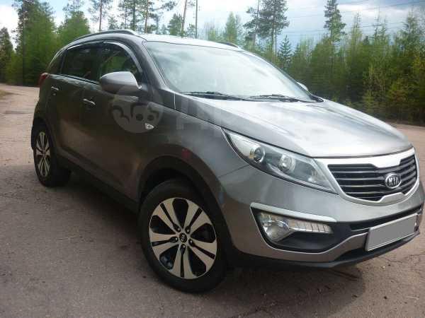 Kia Sportage, 2011 год, 870 000 руб.