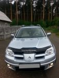 Mitsubishi Outlander, 2007 год, 490 000 руб.