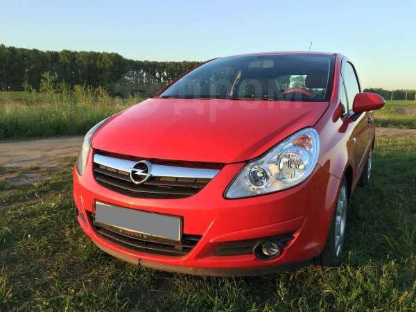 Opel Corsa, 2007 год, 274 000 руб.