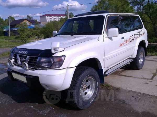 Nissan Safari, 1998 год, 980 000 руб.