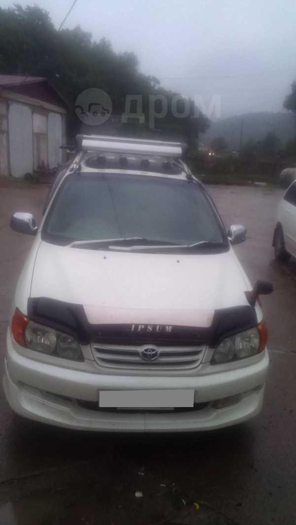 Toyota Ipsum, 1997 год, 210 000 руб.