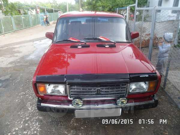 Лада 2107, 1991 год, 60 000 руб.