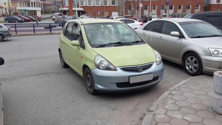 Honda Fit, 2004 год, 180 000 руб.