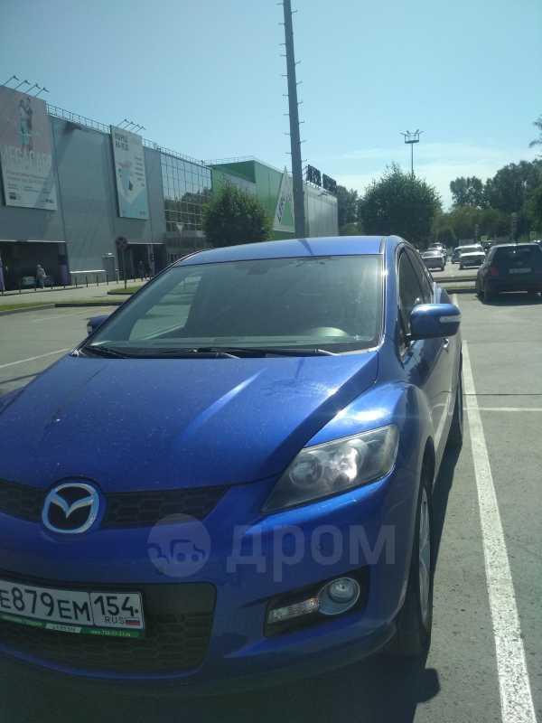 Mazda CX-7, 2008 год, 559 000 руб.