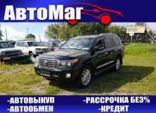 Хабаровск Land Cruiser 2015