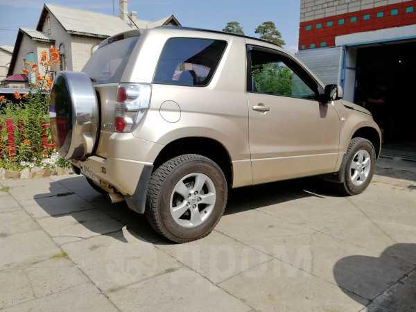 Suzuki Grand Vitara, 2006 год, 600 000 руб.