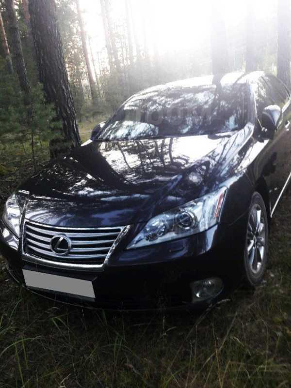 Lexus ES350, 2010 год, 930 000 руб.