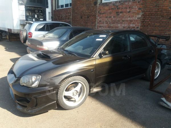 Subaru Impreza WRX STI, 2001 год, 499 000 руб.