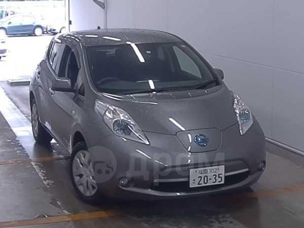 Nissan Leaf, 2013 год, 488 000 руб.