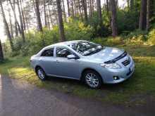 Бийск Corolla 2007