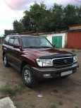 Toyota Land Cruiser, 1998 год, 860 000 руб.