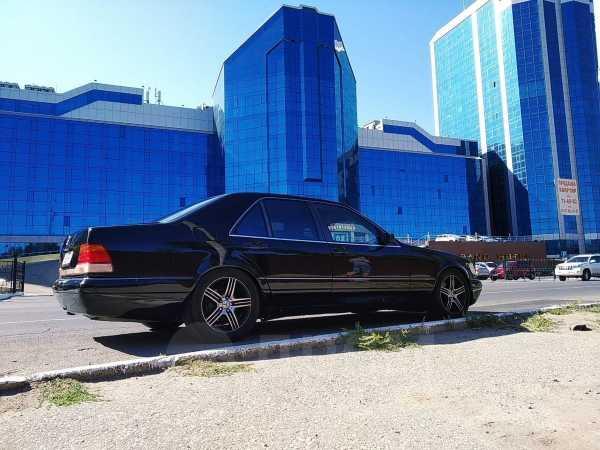 Mercedes-Benz S-Class, 1995 год, 350 000 руб.