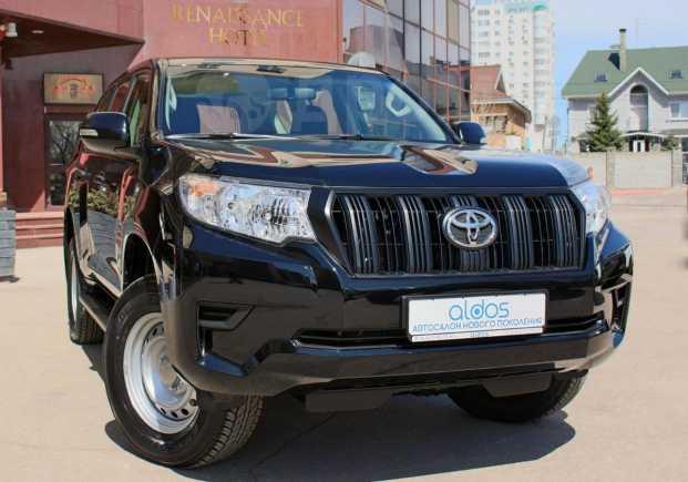 Toyota Land Cruiser Prado, 2019 год, 2 366 000 руб.
