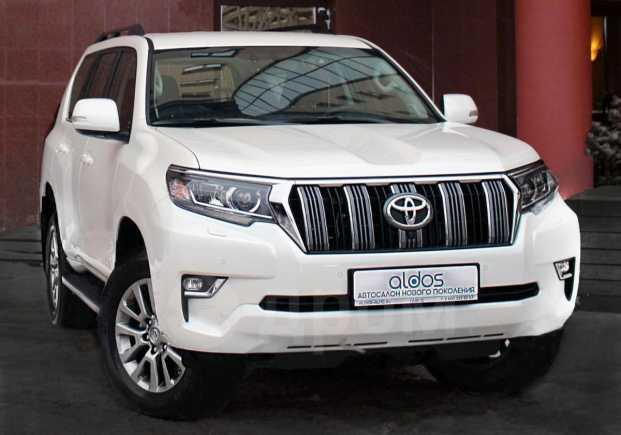 Toyota Land Cruiser Prado, 2019 год, 3 542 000 руб.