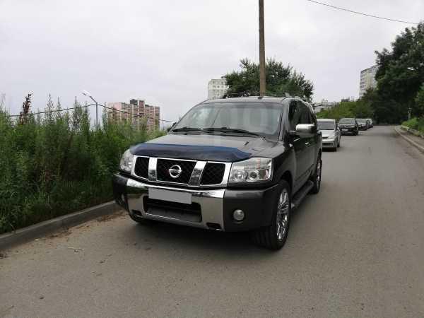 Nissan Armada, 2005 год, 850 000 руб.